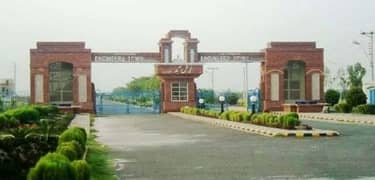 Iep Town D3 Block. . 14 Marla  Plot For Sell. . Possession Available 0
