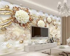 wallpaper,pvc