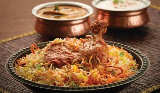 Biryani, Karahi, Qorma, Daal Mash, All Food items & delivery service 1