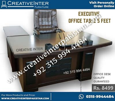 Office Table wholesalee sofa bed set chair workstation study 8