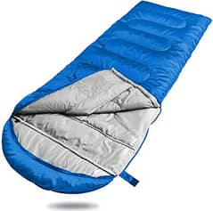 Sleeping Bag based on the kind of equipment you want to store. If 0