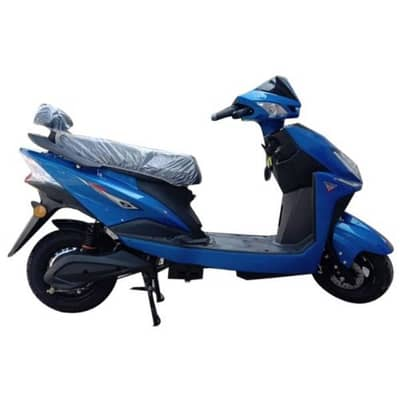 Electric scooty 8
