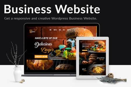 Website - E-Commerce Store - Online Shop - Business Website - Web App 1