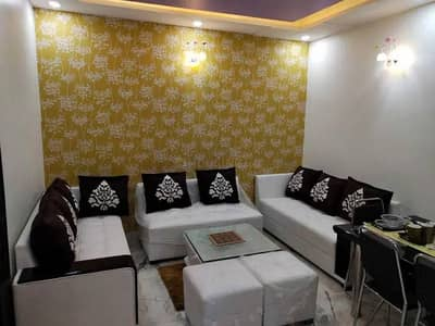 Flat Is Available For Daily Rent In Bahria Town Phase 5 2