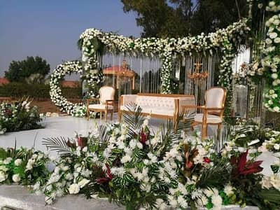 Wedding Events Planner & Complete Catering,Floral and Interior Decor 10