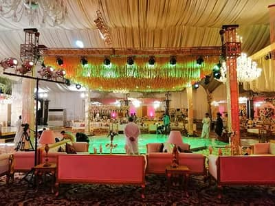Wedding Events Planner & Complete Catering,Floral and Interior Decor 17