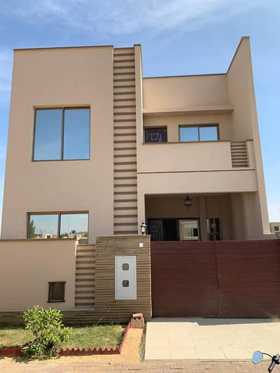 construction cost of 125 yards in bahria town karachi on installments 0