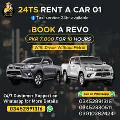 Taxi - Car Rental / Rent a Car - Tours - Wedding - Event - Pick & Drop 0