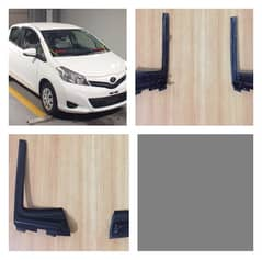 Toyota Vitz , Windscreen Corners Pair ( Left And Right Sides ) 0