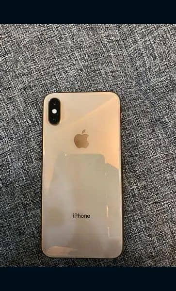iPhone Xs Max 256GB PTA Approved 0323,100,31,63 0