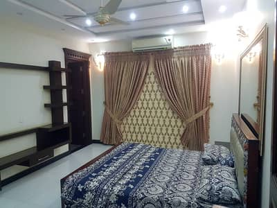 1 kanal brand new furnished upper portion in DHA Phase 6 Lahore 11