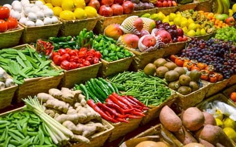 Fruit and Vegetable stall shop space for Rent near wapda town 0