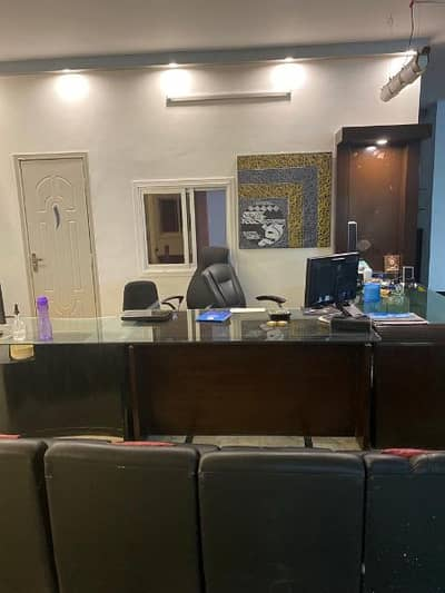 luxury fully furnished rooms at the best location of lahore near mall 5