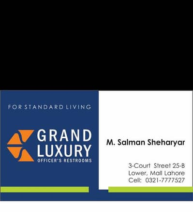 luxury fully furnished rooms at the best location of lahore near mall 14