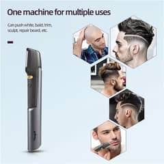 Electric Trimmer CKEYIN Shaver Barber Men's and womens Beard Trimmer 0
